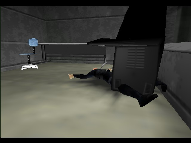 GoldenEye 007 - AW MY LEGS!!! - User Screenshot